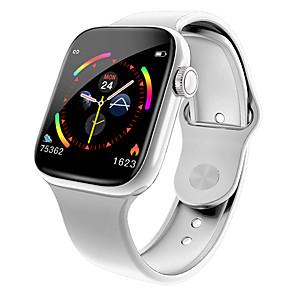 povoljno Ženski satovi-Smart Satovi Šiljci za meso Moderna Sportski Silikon 30 m Vodootpornost Heart Rate Monitor Bluetooth Šiljci za meso Ležerne prilike Outdoor - Crn Silver+Gray Zlato