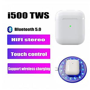 povoljno Pravi bežični uš-LITBest i500 TWS True Bežične slušalice Bez žice EARBUD Bluetooth 5.0 Isključivanje buke Stereo Dvostruki upravljački programi