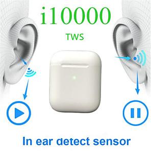 povoljno Pravi bežični uš-LITBest i10000 TWS True Bežične slušalice Bez žice EARBUD Bluetooth 5.0 Isključivanje buke Stereo Dvostruki upravljački programi