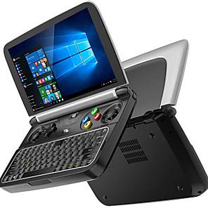 povoljno RGB trakasta svjetla-gpd najnoviji win 2 win2 8gb 256gb intel m3-8100y 6 inčni zaslon osjetljiv na dodir mini gaming pc laptop prijenosnik Windows 10 sustav