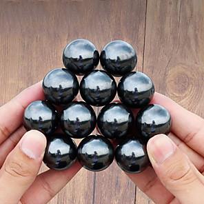 ieftine Jucării cu Magnet-12 pcs 25mm Jucării Magnet bile magnetice Lego Super Strong pământuri rare magneți Magnet Neodymium Puzzle cub Extra L Pentru copii / Adulți Băieți Fete Jucarii Cadou