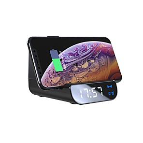 ieftine Brățări-Difuzor bluetooth wireless hotsale nou cu microfon pentru telefoane telefonice ceas deșteptător încărcător ceas de alimentare mobil 6 - în - 1 bluetooth