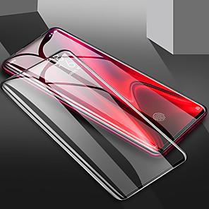 povoljno Maske/futrole za Xiaomi-zaslon zaštitnik za xiaomi mi 9t / mi 9t pro puni kaljeni staklo zaštitnik prednjeg zaslona visoke razlučivosti (hd) / tvrdoća 9h