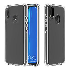 povoljno Maske/futrole za Huawei-futrola za huawei huawei p smart 2019 / huawei honor 8a / huawei y6 (2019) prozirni stražnji poklopac prozirni pc
