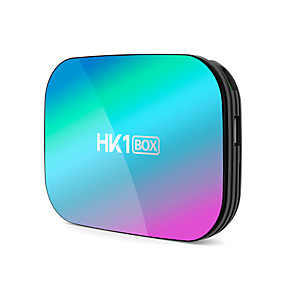 hesapli TV Kutuları-hk1 box-s905x3 android 9.0 akıllı ağ set üstü kutu 4 k hd oyuncu