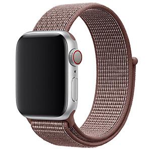 povoljno Apple Watch remeni-pametan sat tkani najlonski pojas za jabuke serije 5/4/3/2/1 iwatch sportske poslovne bendove vrhunskog modnog udobna meka najlon trake za ručne zglobove