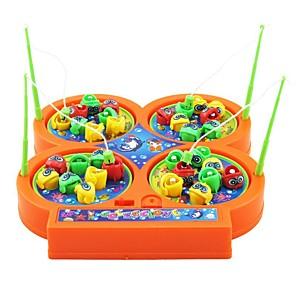 ieftine Organizatoare Birou-din plastic pentru copii peste 3 joc de jucării pentru pescuit