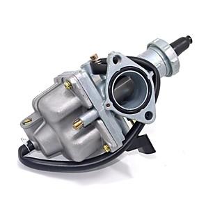 ieftine Părți Motociclete & ATV-cg150 motocicletă 27mm motor carburator cu cablu carb pentru 140cc 150cc 160cc atv motocicletă carburator bicicletă pz27