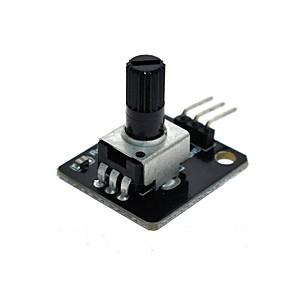 ieftine Întrerupătoare-Modul de buton analog rotativ potențiometru pentru zmeura pi arduino