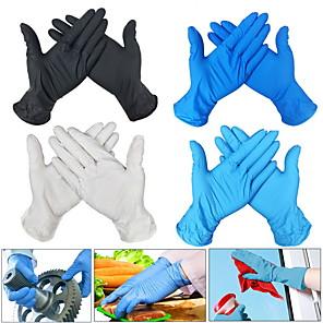 povoljno Pribor za čišćenje-Rukavice za čišćenje od lateksa za jednokratnu upotrebu gumene rukavice za radne rukavice