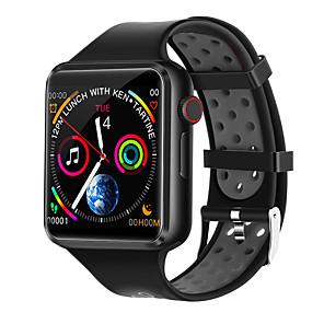povoljno Sportski satovi-C5 Uniseks Smart Satovi Android iOS Bluetooth Vodootporno Heart Rate Monitor Mjerenje krvnog tlaka Udaljenost praćenje Informacija Brojač koraka Podsjetnik za pozive Mjerač aktivnosti Mjerač sna