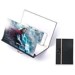 ieftine Lupe-ecran telefon telefon mobil lupa video pliabil curbat smartphone lărgit filme amplificare proiector suport suport