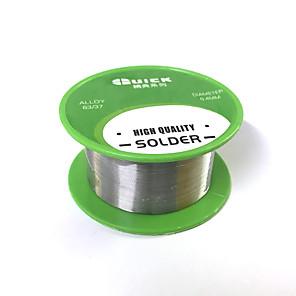 ieftine Ciocan de lipit & Accesorii-63/37 staniu linie de plumb de sudare 0.4mm miez de sudură flux de sudură bobina fierbinte