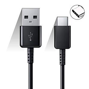 ieftine Android-USB tip c cablu 2a încărcător rapid date 120cm sârmă pentru samsung galaxy s8 s9 plus note8 c5 c7 c9 pro s8 activ a3 a5 a7 2017