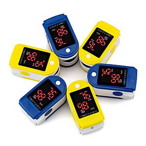 povoljno Krvni tlak-prijenosni oksimetar vrha prsta monitor saturacija krvi kisikom pulsoksimetar otkucaji srca spo2 puls oksimetar bez baterija boja se šalje nasumično 1pcs / lot