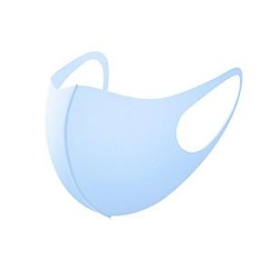 ieftine Masca-Măști Masca de respirație Masca Ajustabile / Retractabil Rezistent la Praf De Unică Folosinţă Protecţie PM 2.5 Protecție Lumina Greutate Protecţie Spălare Manuală Albastru Deschis