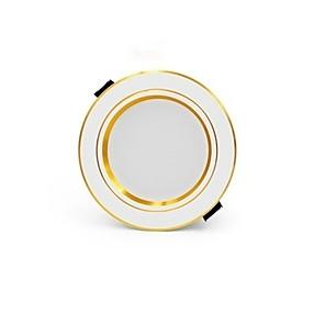 ieftine Lumini LED de Scenă-un set de 6pcs super luminos rotund led downlight 12w aluminiu ac110v-240v led downlight plafon încastrat