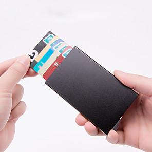 ieftine Genți Călătorie-1 piesă Protecție Card Credit Convenabil pentru Portabil EVA 9*6*1 cm Voiaj