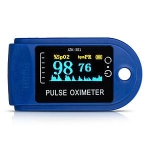olcso Vérnyomás-jzk 301 ujjhegy oximéter többirányú kijelző vér oxigén pulzus infravörös mérés fda tanúsítási spo2 pulzusszám pi teszt