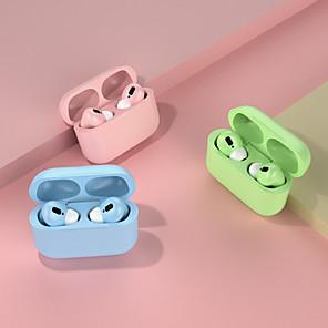 povoljno Pravi bežični uš-macaron 11 airpodding pro 3 bežične slušalice bluetooth slušalice za slušalice smart touch aire naušnice s futrolom za iphone android pod pro 3