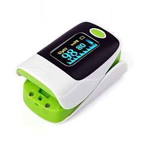povoljno Krvni tlak-jzk 303 prst puls oksimetar zasićenje krvi kisikom spo2 digitalni pr pi monitor otkucaja srca certifikat (slučajno u boji isporučeno))
