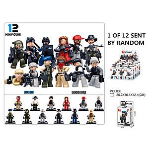 hesapli İnşaat ve Bloklar-Legolar İnsan Hayalet uyumlu Legoing Paskalya Kendin-Yap Antik Klasik Cadılar Bayramı Oyuncaklar Hediye / Çocuklar için
