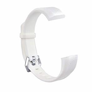 Недорогие Ремешки для спортивных часов-Ремешок для часов для Fitbit Ace Fitbit Спортивный ремешок TPE Повязка на запястье