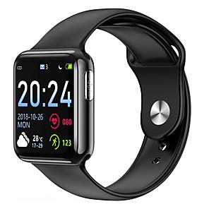 povoljno Ženski satovi-V5 Uniseks Smart Satovi Android iOS Bluetooth Vodootporno Heart Rate Monitor Mjerenje krvnog tlaka Udaljenost praćenje Informacija EKG + PPG Brojač koraka Podsjetnik za pozive Mjerač aktivnosti