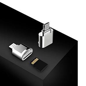 ieftine Cititor Carduri-LIFETONE SD / SDHC / SDXC Micro USB Cititor de carduri Android Telefon Mobil