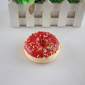 ieftine Gadget-uri De Glume-Squishy Toy Creștere lentă Alină Stresul Donuts Tort Siguranță Grip convenabil Jucarii de decompresie Moale 1 pcs Copilului Toate Jucarii Cadou