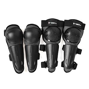 Недорогие Средства индивидуальной защиты-защитное снаряжение для мотоциклистов унисекс износостойкий наколенник защитное снаряжение верховая защита внедорожный костюм спортивные наколенники и налокотники