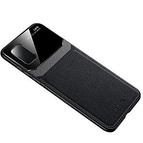 povoljno Maske/futrole za Galaxy S seriju-Θήκη Za Samsung Galaxy S20 Plus / S20 Ultra / S20 Otporno na trešnju Stražnja maska Jednobojni PU koža / TPU