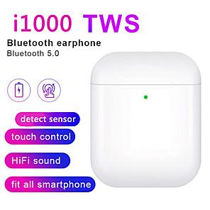 povoljno Pravi bežični uš-i1000 tws bluetooth 5.0 in-ear pametni senzor tws bežične slušalice u crnoj boji& bijele slušalice iskaču slušalice pk i5000