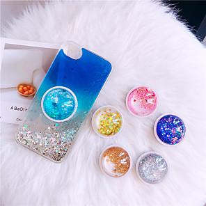 povoljno Maske/futrole za Huawei-4 boje univerzalni držač nosača za mobitel, svjetlucavi šipak i držač prstena za iphone 11 pro max x xs max xr 8 7 6 6s plus