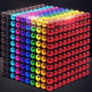 ieftine Microscop & Lupă-216-1000 pcs 3mm Jucării Magnet bile magnetice Lego Super Strong pământuri rare magneți Magnet Neodymium Magnet Neodymium Contemporan Clasic & Fără Vârstă Șic & Modern Stres și anxietate relief