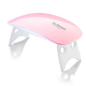 ieftine Îngrijire Unghii-pliabil 2 angrenaj cronometru lampă de unghii art uscător de unghii uv lampă de curățare unghii cu gel de unghii