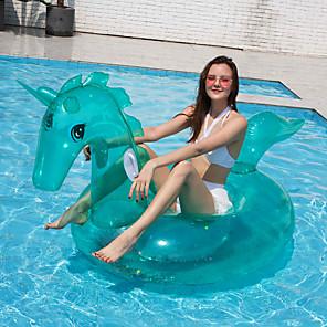 ieftine Ajutoare Înot-Aripioare PVC Gonflabile Durabil Înot Ski Nautic & Sporturi de Tragere pentru Adulți 240*120*100 cm