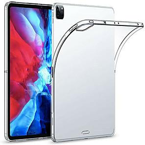 hesapli iPad Kılıfları/Kapakları-Apple ipad pro 11''2020 / ipad 10.2 '' (2019) / ipad pro 10.5 ultra-ince arka kapak katı renkli tpu / ipad 10.5 '' / ipad pro 11 '' / ipad pro 9.7 ''