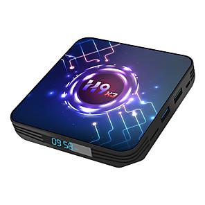 hesapli TV Kutuları-H9-x3 ağ oyuncu s905x3 çift bant wifi bluetooth 4.0 ultra net 8 k ağ set-top box