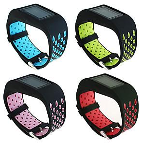 hesapli Saat Kordonları-Silika Jel Watch Band kayış için Fitbit Surge 23cm / 9 inç 2.2cm / 0.9 İnç