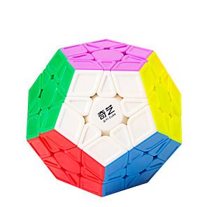 ieftine Cuburi Magice-1 PCS Magic Cube IQ Cube pyraminx Străin Megaminx 3*3*3 Cub Viteză lină Cuburi Magice puzzle cub nivel profesional Stres și anxietate relief Focus Toy Clasic & Fără Vârstă Pentru copii Adulți Jucarii