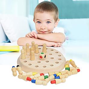 ieftine Modele Ecran-Jocuri de masă Jucării Educaționale De lemn Joc de familie Interacțiunea părinte-copil Interacțiunea familială Divertisment la domiciliu Copii Copilului Baieti si fete Jucarii Cadouri