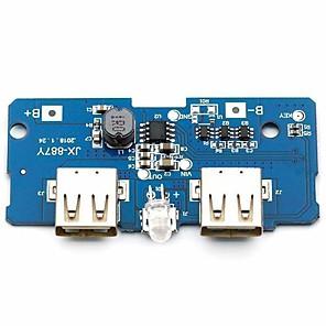 ieftine Surse Alimentare-5v 2a încărcător bancă de alimentare placă de circuit de încărcare accelerează impulsul de alimentare 2a