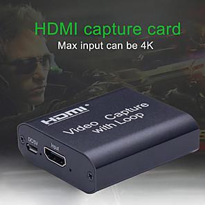 ieftine HDMI-HDMI 1.4 / HDMI 2.0 HDMI 1.4 / HDMI 2.0 / USB 2.0 Damă-Damă 4K*2K