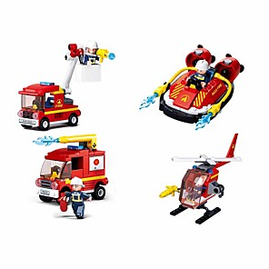 hesapli İnşaat ve Bloklar-Legolar Eğitici Oyuncak İnşaat Seti Oyuncakları 323 pcs Arabalar Karton Uçak uyumlu Plastik Kabuk Legoing nefis El-yapımı Dekompresyon Oyuncakları DIY Erkek ve kızlar Oyuncaklar Hediye