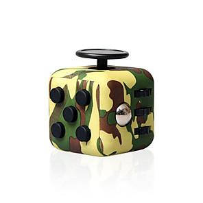 ieftine Cuburi Magice-Fidget Jucării Birou Fidget Cube pentru Timpul uciderii Stres și anxietate relief Focus Toy Birouri pentru birou Ameliorează ADD, ADHD, anxietate, autism Pentru copii Unisex 1 pcs