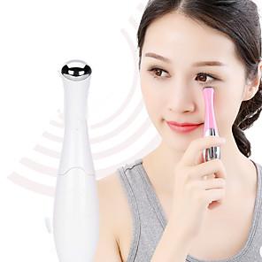 ieftine Dispozitiv de îngrijire a feței-Mini portabil electric masaj pentru ochi dispozitiv de creion cerc închis fețe vibrație față subțire stick magic anti pungă pungă& wrink