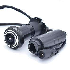 ieftine CCTV Cameras-Poe onvif Peephole 1080p ip camera sony imx307xm530 xmeye icsee network cctv supraveghere securitate detectare mișcare pentru ochiul ușii
