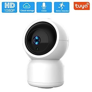 ieftine Camere IP-Cameră de securitate 1080p hm203 ug wifi cameră interioară acasă cu viziune nocturnă inteligentă / 2 căi audio / mișcare detectare fără fir cam câine ip pentru bebeluș / animal de companie / asistentă