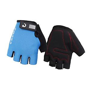 ieftine Mănuși Cycling-Mănuși pentru ciclism Ușor Anti-Shake Fără Degete Activități/ Mănuși de sport Negru Rosu Gri pentru Adulți Ciclism / Bicicletă
